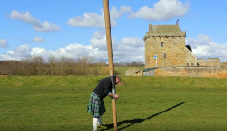 משחקי ההיילנדרים – המשחקים הרשמיים של הגאלים בסקוטלנד